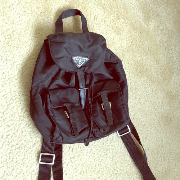 597754ca7e4 Bags   Prada Nylon Small Backpack   Poshmark